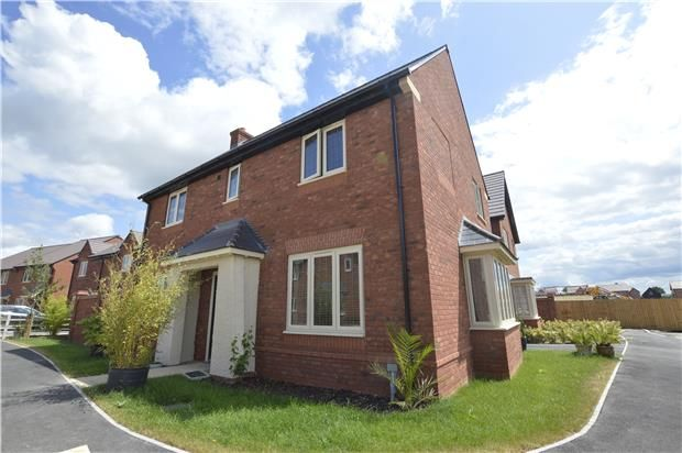 Thumbnail Detached house for sale in 38 Honeysuckle Crescent, Walton Cardiff, Tewkesbury, Gloucestershire