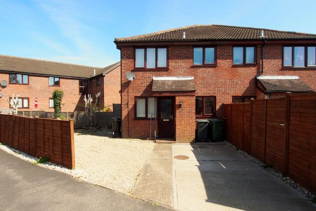 Thumbnail Semi-detached house for sale in Lime Tree Avenue, Wymondham
