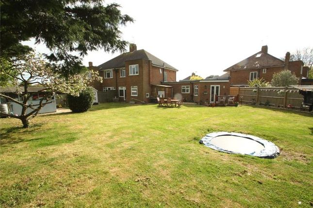 Thumbnail Semi-detached house for sale in Nutley Close, Goring By Sea, Worthing