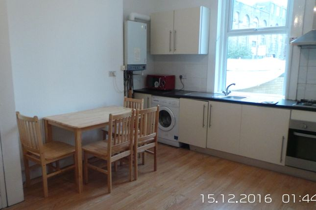 Thumbnail End terrace house to rent in Burdett Road, London