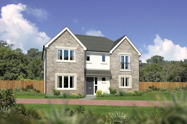 "Thumbnail Detached house for sale in ""Laurieston"" at Beech Path, East Calder, Livingston"