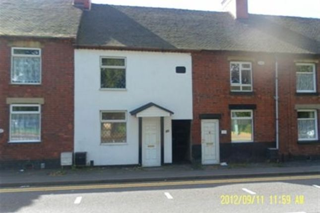 Thumbnail Property to rent in Watling Street, Wilnecote, Tamworth