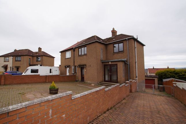 3 bed semi-detached house for sale in Myreside Avenue, Kennoway, Leven