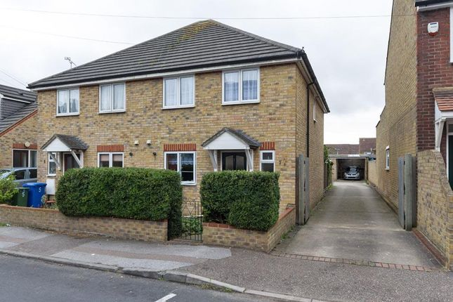 Thumbnail Semi-detached house to rent in Goodnestone Road, Sittingbourne