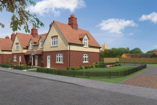 Thumbnail End terrace house for sale in Cornfield Cottage, West End Lane, Elstow