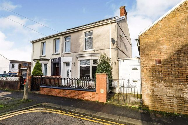 Thumbnail Semi-detached house for sale in Coldstream Street, Llanelli