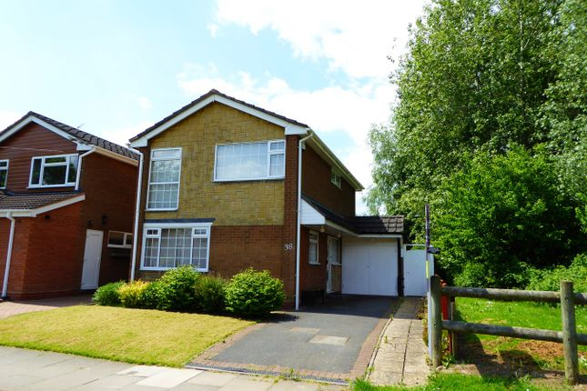 3 bed detached house for sale in Wood Lane, Woodgate, Birmingham