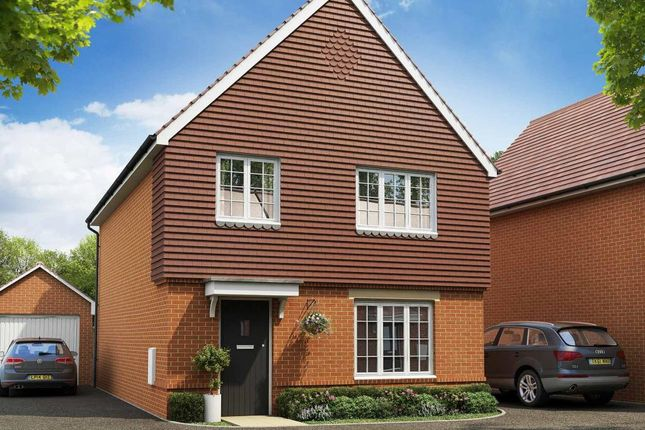 """Thumbnail Detached house for sale in """"The Monkford - Plot 123"""" at Drayton Road, Abingdon"""