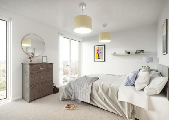 Thumbnail Town house for sale in Bridgewater Wharf Apartments, 257 Ordsall Lane, Salford