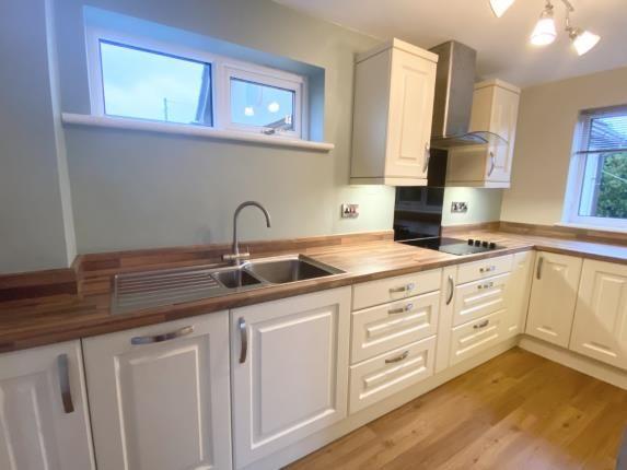 Kitchen of Uwch Y Nant, Mynydd Isa, Mold, Flintshire CH7
