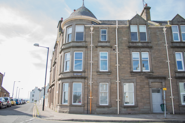 Thumbnail Flat to rent in 5B Gray Street, Broughty Ferry