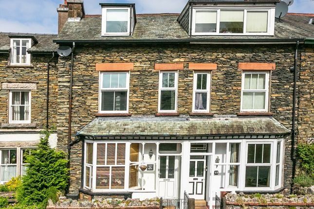 Thumbnail Terraced house for sale in Above The Brook, 50 Ellerthwaite Road, Windermere