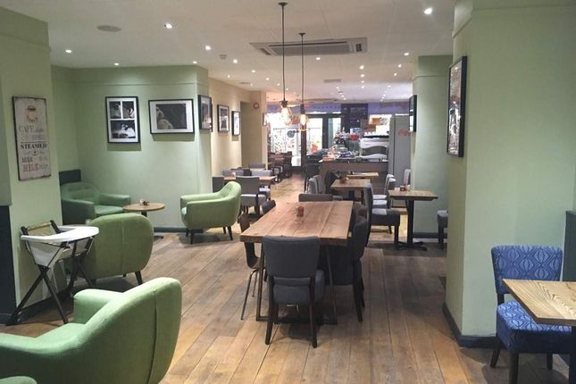 Thumbnail Restaurant/cafe for sale in New Street, Huddersfield