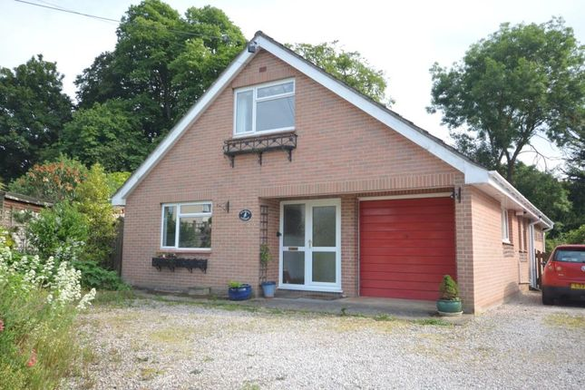Thumbnail Detached bungalow to rent in Sid Lane, Sidmouth, Devon