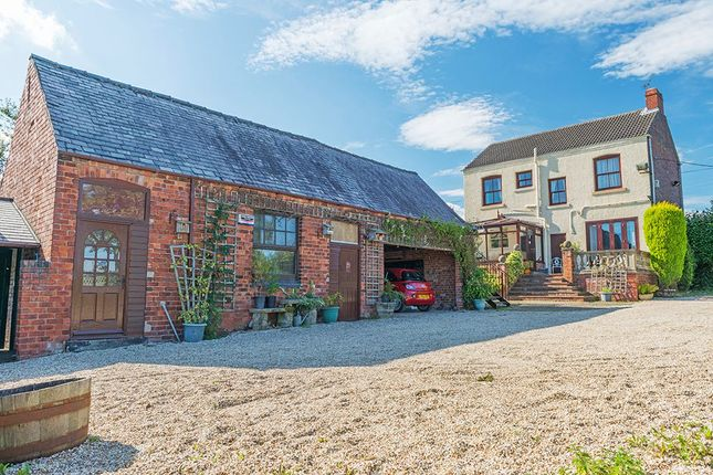 Thumbnail Detached house for sale in Back Lane, Brackenfield, Derbyshire