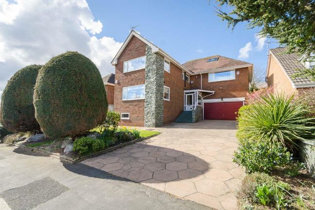 Thumbnail Detached house for sale in Ashton Avenue, Rainhill, Prescot