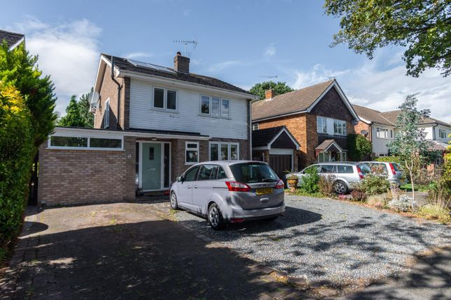 Thumbnail Detached house for sale in Princes Way, Hutton, Brentwood