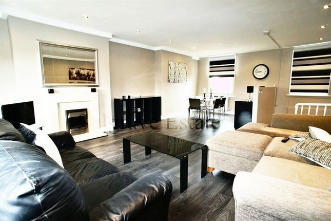 Thumbnail Maisonette to rent in Shirland Road, London