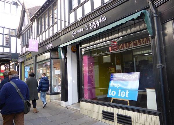 Thumbnail Retail premises to let in 5 The Walk, Ipswich