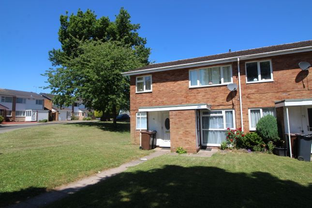 2 bed maisonette to rent in Myton Drive, Shirley, Solihull B90