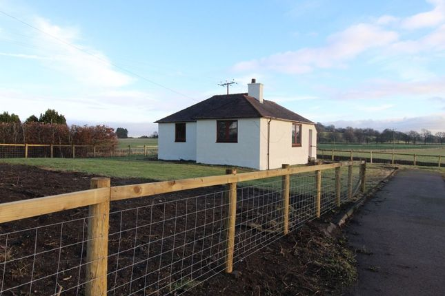 Thumbnail Bungalow to rent in Linlithgow