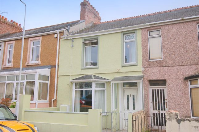 Thumbnail Terraced house for sale in Edith Street, St. Budeaux, Plymouth