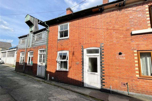 Terraced house for sale in Wellington Terrace, Llanidloes, Powys