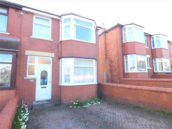 Thumbnail Property to rent in Doncaster Road, Blackpool