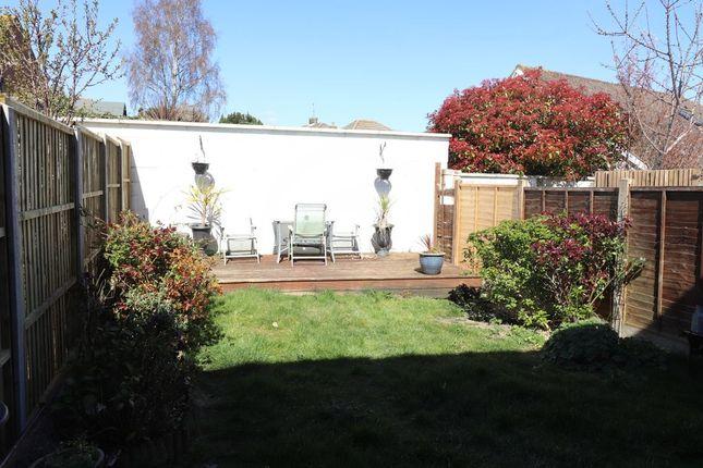 Garden At Back of Walderslade Road, Walderslade, Chatham ME5