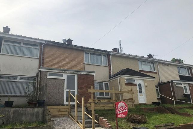 Thumbnail Terraced house to rent in Wheatley Road, Neath, Mid Glamorgan.