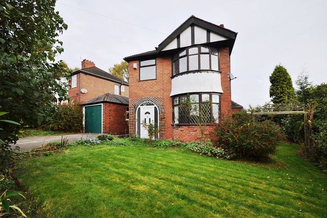 Thumbnail Detached house for sale in Huntley Avenue, Penkhull, Stoke On Trent