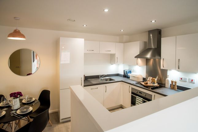 Thumbnail Flat to rent in Fenman Mews, Manchester