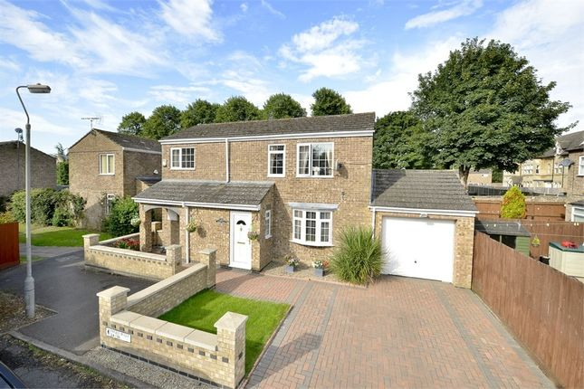 Thumbnail Detached house for sale in Pages Walk, Corby Old Village, Northamptonshire