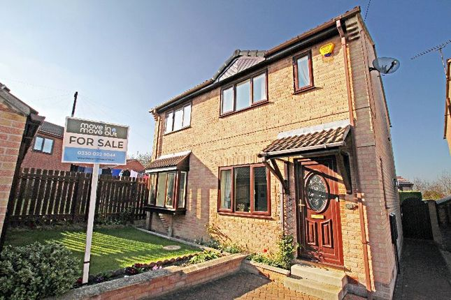 Thumbnail Detached house for sale in Holmoak Close, Swinton, Mexborough