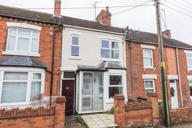 Thumbnail Terraced house for sale in Mulso Road, Finedon, Wellingborough