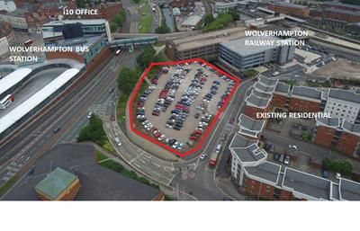 Thumbnail Land for sale in Cornhill, Wolverhampton
