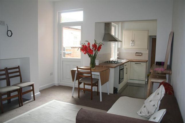 Thumbnail Terraced house to rent in Edward Street, Loughborough