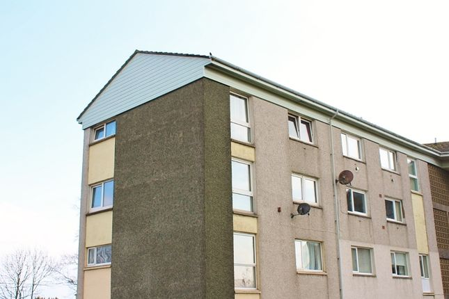 Thumbnail Flat for sale in 15 Arran Court, Stranraer