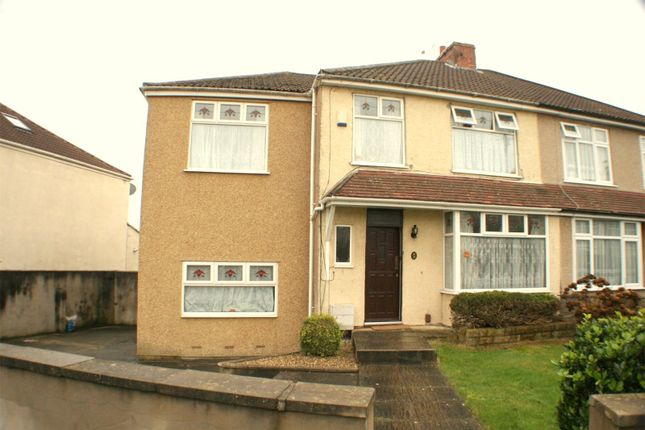 Thumbnail Detached house to rent in Oakley Road, Horfield, Bristol