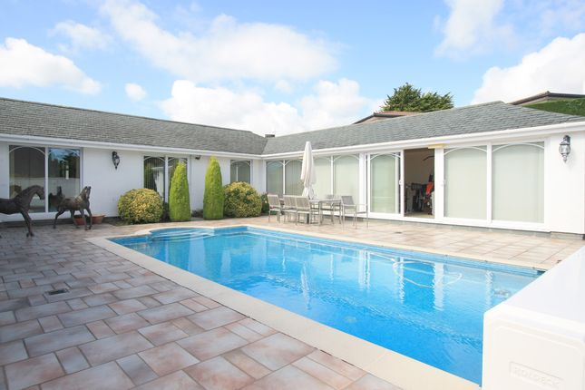 Thumbnail Detached bungalow for sale in Fort George, St Peter Port, Guernsey