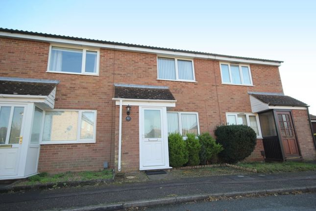 Thumbnail Terraced house for sale in Amderley Drive, Eaton, Norwich