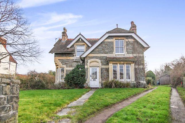 Thumbnail Detached house for sale in Memorial Road, Hanham, Bristol