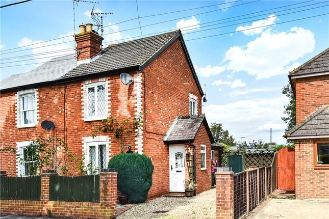 Thumbnail Semi-detached house for sale in Brinns Lane, Blackwater, Surrey