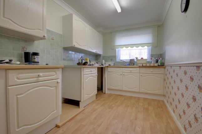 Kitchen of Olivers Court, Olivers Close, Clacton-On-Sea CO15