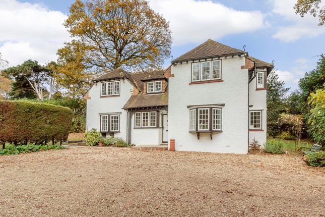 4 bed detached house for sale in Puttenham Heath Road, Compton, Guildford
