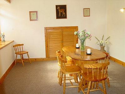 Dining Room of Woodlea, 2 Park Crescent, Creetown DG8