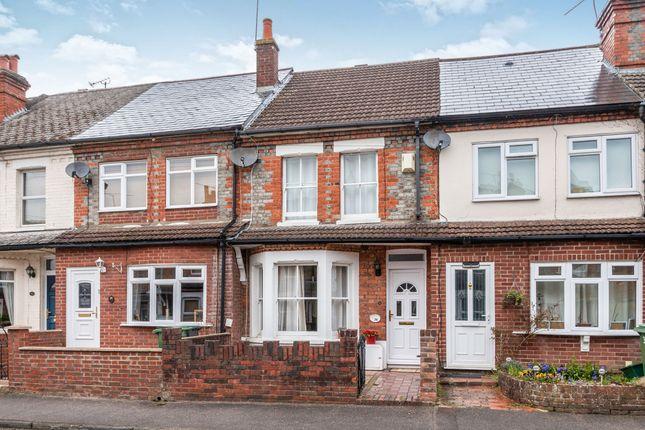 Thumbnail Terraced house to rent in Coronation Road, Basingstoke