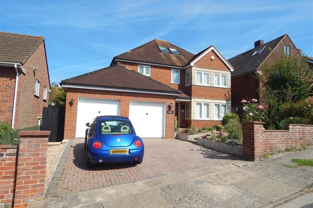 Thumbnail Detached house to rent in Ridgeway Road, Salisbury, Wiltshire