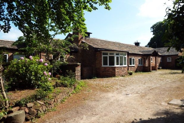 Thumbnail Detached bungalow to rent in Wilmslow
