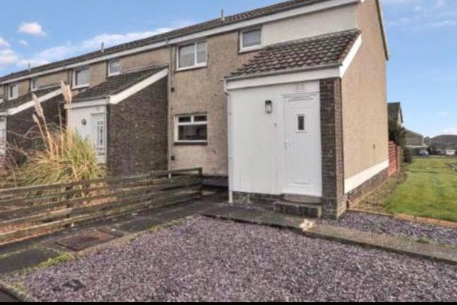 Thumbnail Flat for sale in Dunvegan Place, Polmont